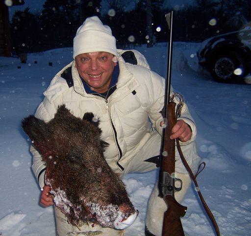 питание для охотников и рыболовов